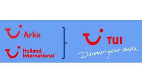 Arke en Holland International worden TUI 01